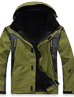 Men's Hiking Jacket Thermal / Warm Windproof Insulated Comfortable Thick Top for Snowboarding Running Snowsports Downhill Spring Winter