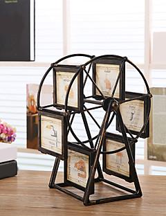 preiswerte Erweiterungskarten-Büro / Geschäftlich Modern / Zeitgenössisch Polyresin Glas Korrektur Artikel Bilderrahmen Wanddekorationen, 1pc