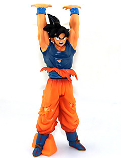 baratos Acessórios Cosplay Anime-Figuras de Ação Anime Inspirado por Dragon ball Goku Anime Acessórios para Cosplay figura PVC Trajes da Noite das Bruxas