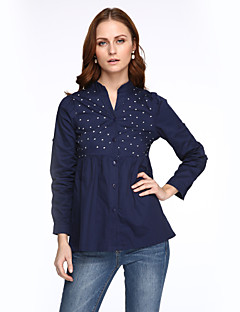 Women's Plus Size / Daily Street chic Spring / Fall Shirt