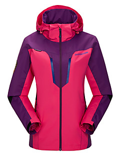 cheap Outdoor Clothing-Women's Children's Hiking Jacket Outdoor Winter Thermal / Warm Quick Dry Windproof Ultraviolet Resistant Moisture Permeability