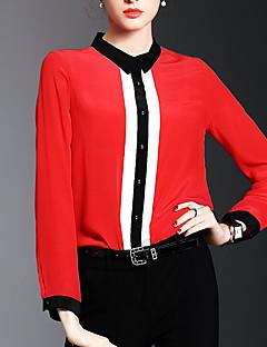 f6eec4717b Mujer Chic de Calle   Sofisticado Noche   Trabajo Camisa