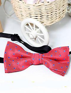 זול בגדים לבנות-מידה אחת 4# / 5# / 6# עניבות ועניבות פרפר פוליאסטר בנים
