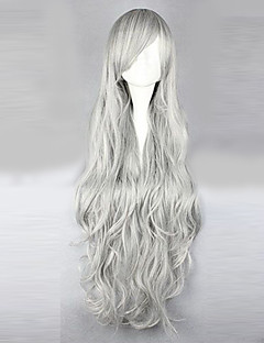 billige Anime cosplay-Cosplay Parykker Natsume Yuujinchou Cosplay Anime Cosplay-parykker 95 CM Herre Dame