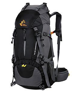 50 L Retkeilyreput Retkeilyrinkat Matkatavarat Travel Duffel Päälliset Travel Organizer Backpack RinkkaMetsästys Kalastus Kiipeily