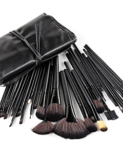cheap -32pcs Makeup Brushes Professional Makeup Brush Set Nylon / Synthetic Hair / Artificial Fibre Brush Big Brush / Middle Brush / Small Brush