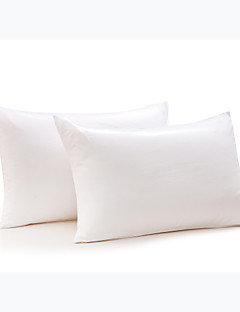 Solid Poly/Cotton Pillowcase