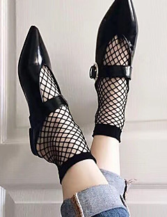 Women Thin Socks,Polyester  Fashion. black Fishing net. Silk stockings