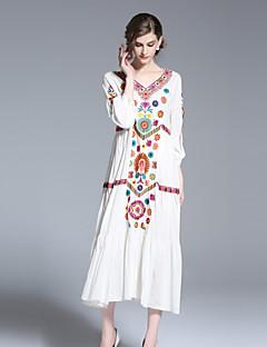 cheap FRMZ-FRMZ Women's A Line Dress - Multi Color, Print