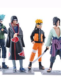 billige Anime cosplay-Anime Action Figurer Inspirert av Naruto Naruto Uzumaki 19 CM Modell Leker Dukke