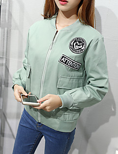 Zeichen 2017 Frühjahr neue koreanische Frauen nehmen College Wind Baseball Uniformjacke Strickjacke-Jackenmantel weiblich