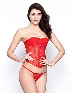 פלסטיק כותנה נהדר עצמות שרוכים חזרה סט מחוך וחוטיני (יותר צבעים) מעצב הלבשה תחתונה סקסי