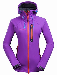 Women's Hiking Fleece Jacket Outdoor Thermal / Warm Breathable Camping / Hiking Hunting Climbing Backcountry