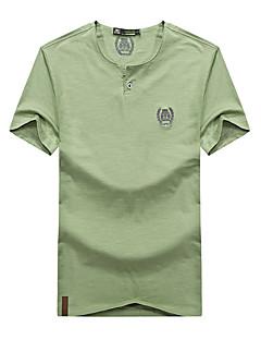 남성용 하이킹 T-셔츠 통기성 티셔츠 탑스 용 여름 M L XL XXL XXXL