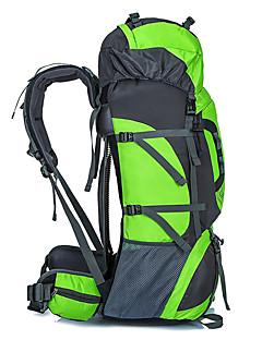 billiga Ryggsäckar och väskor-80 L Ryggsäckar / Ryggsäck - Vattentät, Regnsäker, Värmeisolerande Utomhus Camping, Jakt, Klättring Nylon, 420D Nylon Röd, Grön, Blå