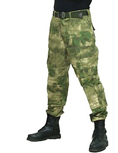 tanie Odzież myśliwska-Dla obu płci Spodnie Doły Łowiectwo Zdatny do noszenia Wygodny Zima Wiosna Lato Jesień
