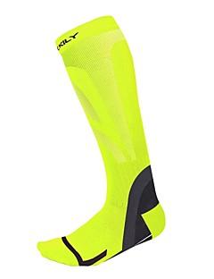 Fietsen/Wielrennen Compressie Sokken Ademend Houd Warm Draagbaar Compressie Anti-Slip Zacht Nylon Elastaan LYCRA®Kamperen&Wandelen