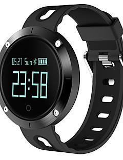Herrn Smart Uhr Chinesisch digital Touchscreen Kalender Chronograph Wasserdicht Herzschlagmonitor Schrittzähler Fitness Tracker