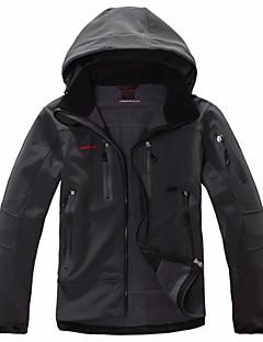 Unisex Softshell Dağcı Montu Outdoor Zima Zahřívací Spodní část oděvu Outdoor a turistika