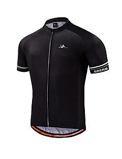 T-Shirt für Wanderer Rasche Trocknung Oberteile für Camping & Wandern Radsport/Fahhrad M L XL XXL