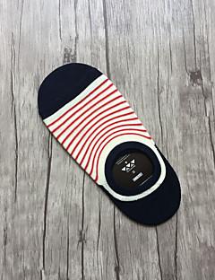 Sokker Tynn Bomull Polyester Spandex