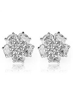 ieftine -Pentru femei Cercei Stud Bijuterii Design Unic La modă Euramerican Zirconiu Aliaj Bijuterii Bijuterii Pentru Nuntă Zi de Naștere