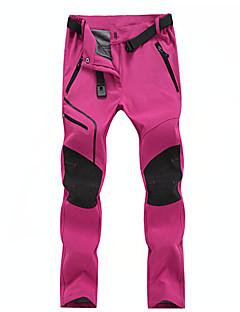 baratos Calças e Shorts para Trilhas-Homens / Mulheres Jaqueta de Trilha Ao ar livre Respirável Calças Pesca / Equitação / Alpinismo / Com Stretch