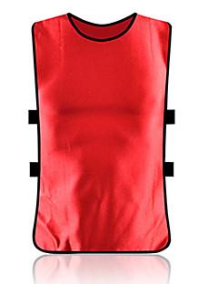 Unisexe Football Gilet/Sans Manche Respirable Nylon Polyester Football Basket-ball Sports d'équipe
