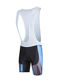 billige Sykkelklær-Shorts med seler til sykning Herre Mann Sykkel Sykkelshorts Med SelerFort Tørring Vindtett Anatomisk design Ultraviolet Motstandsdyktig