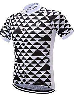 SUREA Sykkeljersey Sykkel Skjorte Genser Jersey Topper Polyester 100% Polyester Coolmax LYCRA® Fritidssport