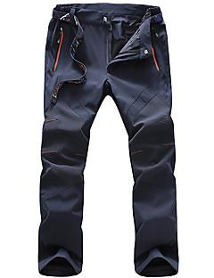 tanie Turystyczne spodnie i szorty-Męskie Spodnie turystyczne Na wolnym powietrzu Kolarstwo Na każdy sezon Spodnie, Doły Bieganie XXXL 4XL 5XL