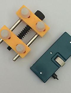 ウォッチ修理ツールキット調整可能なバックケースオープナーカバーリムーバスクリュー時計メーカーオープンバッテリー