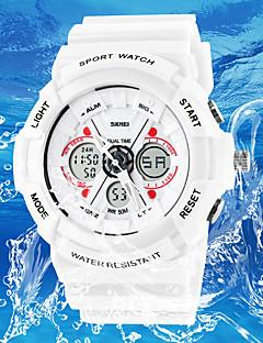 Herre Moteklokke Armbåndsur Unike kreative Watch Digital Watch Sportsklokke Selskapsklokke Smartklokke Kinesisk Digital Kalender