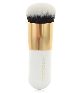 preiswerte Make-up For You-1pcs Makeup Bürsten Professional Grundlagen Pinsel Künstliches Haar Tragbar / Für Reisen / Umweltfreundlich Holz Große Pinsel