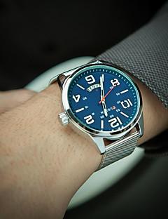 billige -Herre Sportsklokke Militærklokke Selskapsklokke Moteklokke Armbåndsur Unike kreative Watch Hverdagsklokke Kinesisk Quartz Kalender