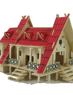 3D퍼즐 직쏘 퍼즐 장난감 직사각형 유명한 빌딩 건축 3D 규정되지 않음 조각