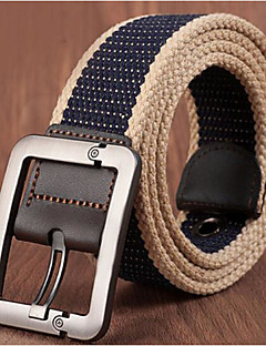 cheap -Men's Other Waist Belt - Solid Color Classic Style