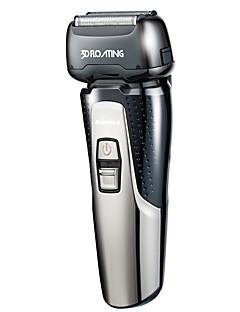Elektriske barbermaskiner Damer og Herrer Ansikt 110V-220V Vannavvisende Slim design Håndholdt design Lett og praktisk Stille og dempe