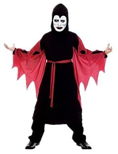 billige Halloweenkostymer-Skjelett / Kranium Zombie Cosplay Cosplay Kostumer Herre Unisex Halloween Karneval Festival / høytid Halloween-kostymer Drakter Vintage