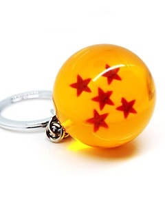 billige Anime cosplay-Inspirert av Dragon Ball Son Goku Anime Cosplay-tilbehør Other Harpiks