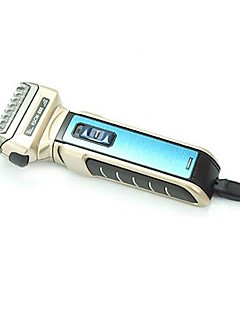 bensir RSCW-888 Electric Shavers Water Resistant Slim and Fashionable Long Lasting Battery Lightweight Detachable