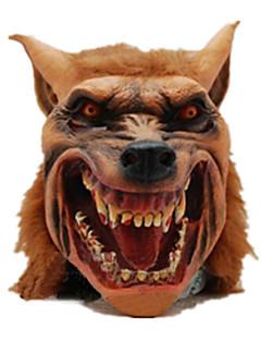 baratos Máscaras-Monstros / Fantasias Artigos de Halloween / Baile de Máscara Unisexo Dia Das Bruxas / Carnaval Festival / Celebração Trajes da Noite das Bruxas Vintage