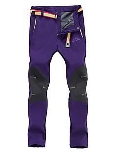 baratos Calças e Shorts para Trilhas-Mulheres Calças de Trilha Ao ar livre A Prova de Vento, Vestível, Respirabilidade Outono / Inverno Calças Caça / Esqui / Equitação