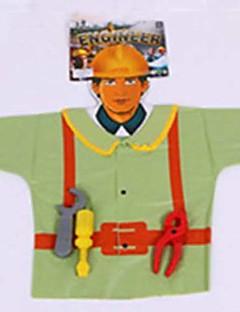 karriere Kostymer Cosplay Kostumer Barn Halloween Barnas Dag Festival / høytid Halloween-kostymer Grønn Mote