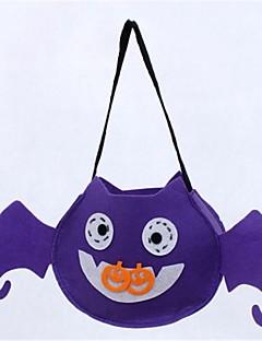 billige Halloweenkostymer-Batter Bagger og vesker Halloween Festival / høytid Halloween-kostymer Lilla Mote