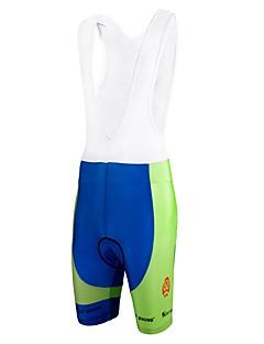billige Sykkelklær-West biking Shorts med seler til sykning Unisex Sykkel Sykkelshorts Med Seler Shorts Fôrede shorts Bunner Sykkelklær Fort Tørring
