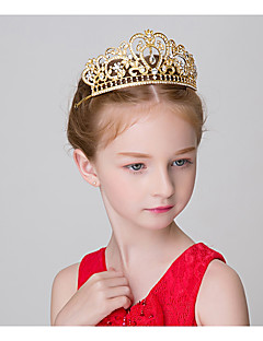 Barn Jenter Hårtilbehør,Alle årstider Legering