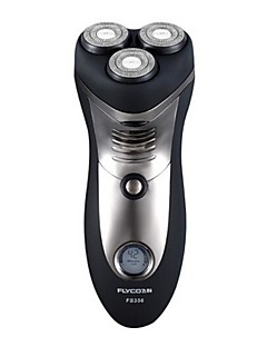 flyco fs356 barbear elétrico 100240v lavável