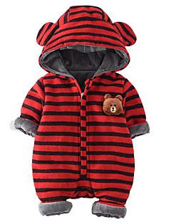 Baby Einzelteil Streifen 100% Baumwolle Winter Herbst