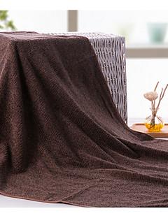 Frisse stijl Badhanddoek,Effen Superieure kwaliteit 100% Katoen Handdoek